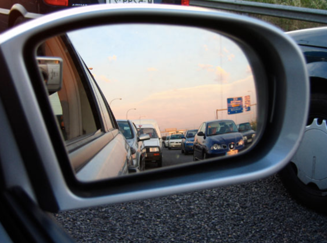 Rearview Mirror Investing